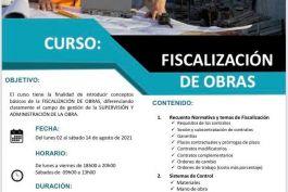 Fiscalización de Obras
