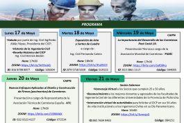 Día Panamericano del Ingeniero Civil y los 54 Años de vida institucional del CICP