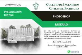 Presentación Digital: Photoshop Módulo I