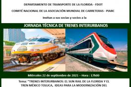 Jornada Técnica de Trenes Interurbanos