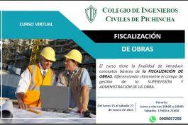 Curso: Fiscalización de Obras