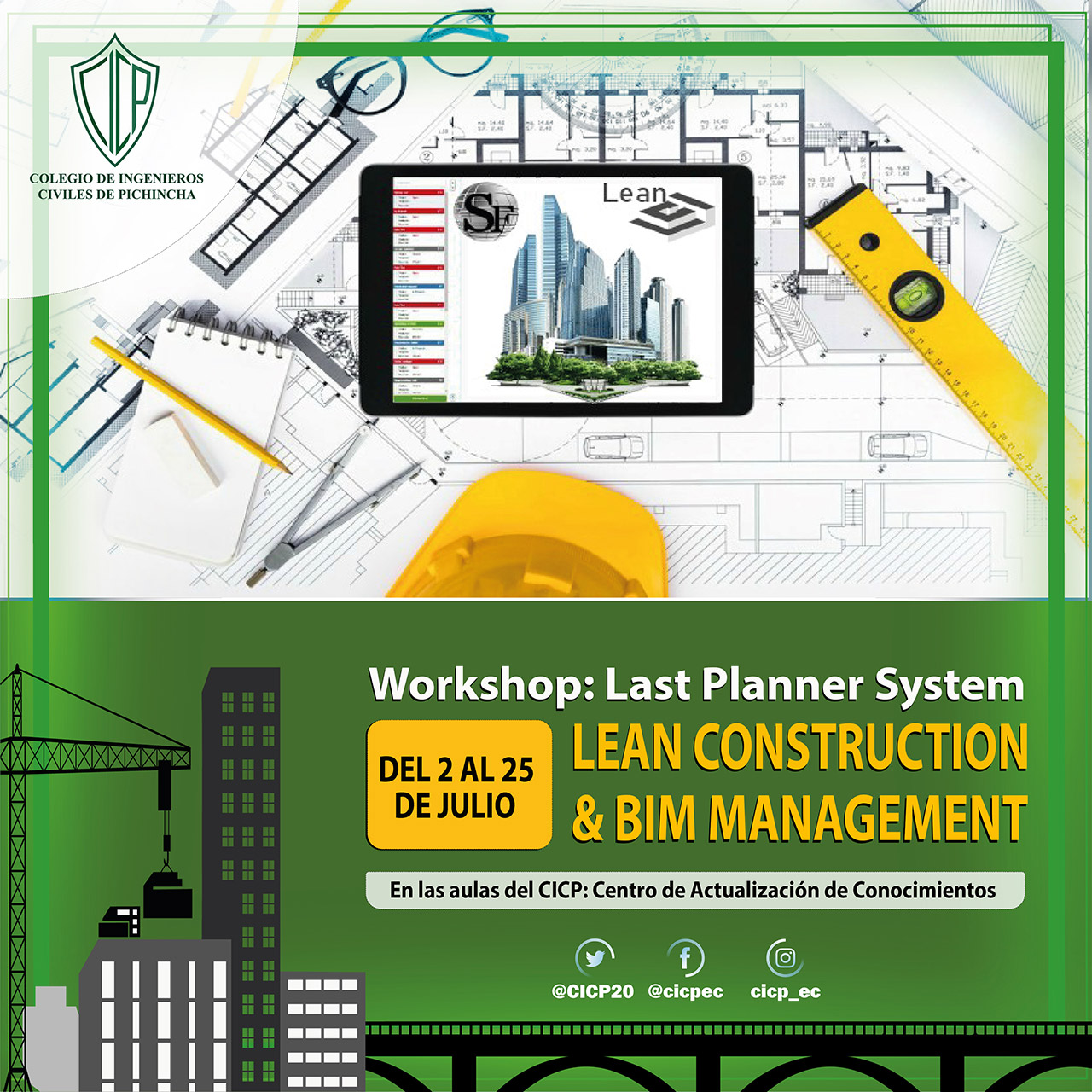 Lean Construction & BIM Management
