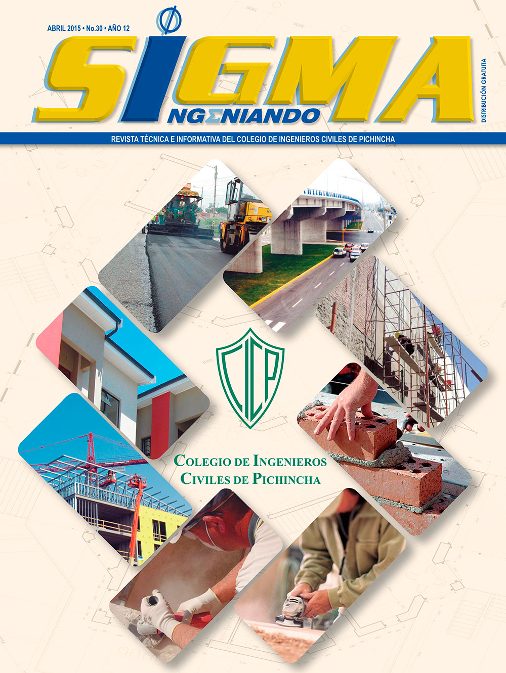 Revista Sigma Abril 2015