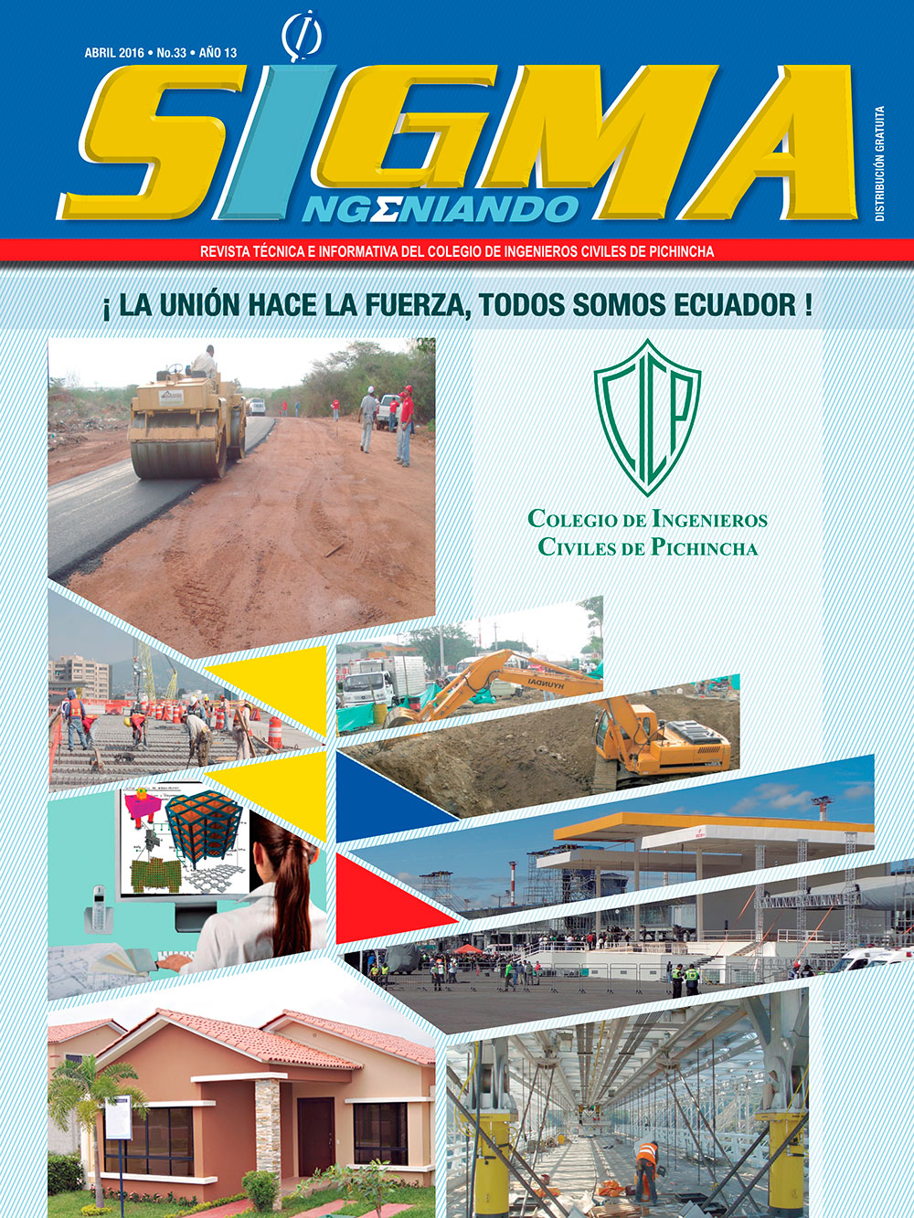Revista Sigma Abril 2016