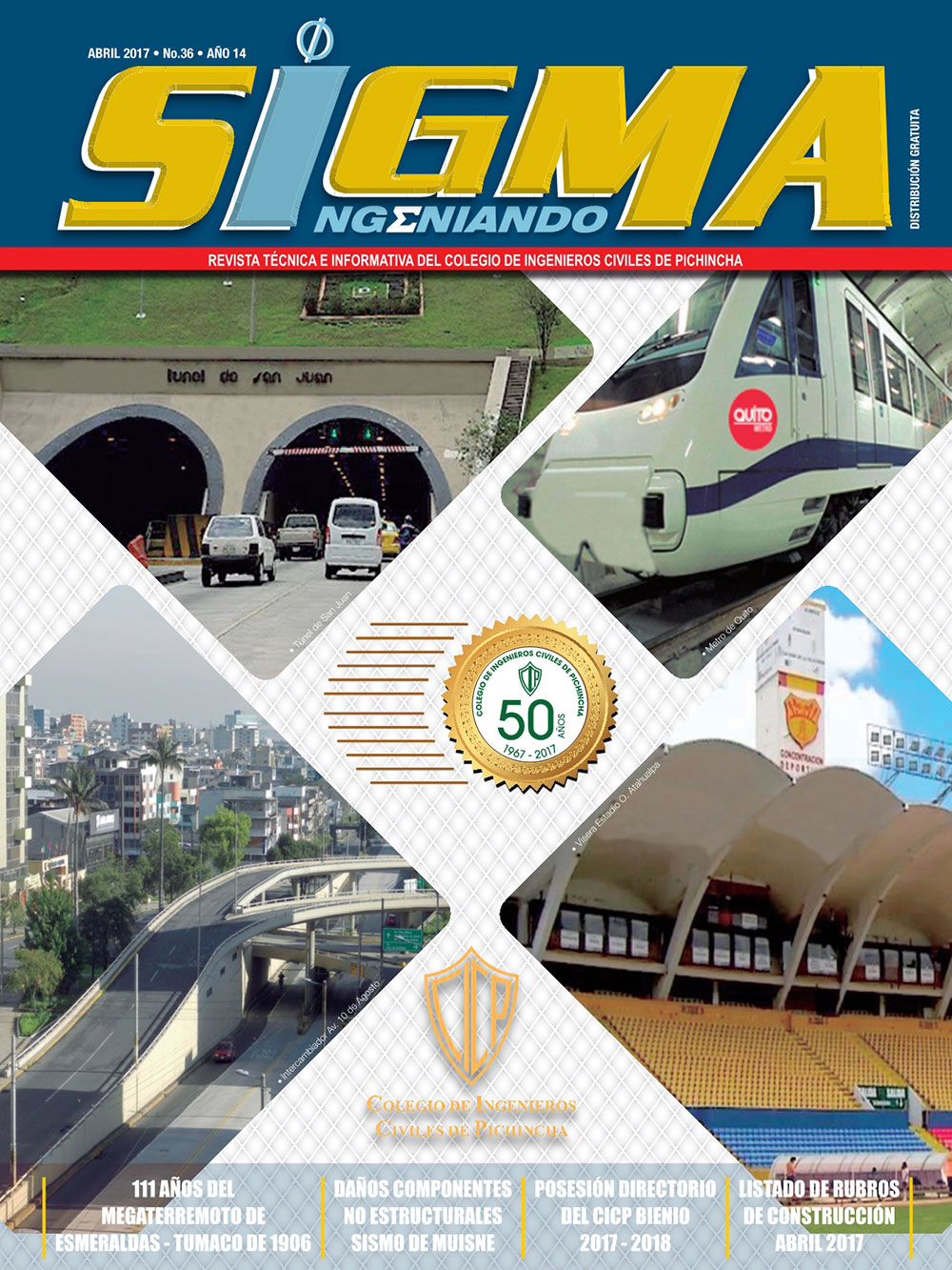 Revista Sigma Abril 2017